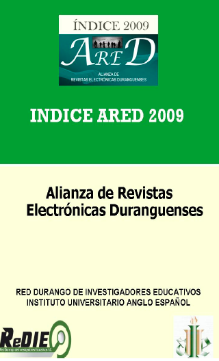 indice ared 2009